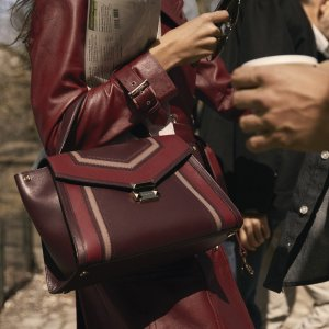 Extra 25% OffMaroon Style purchase @ Michael Kors