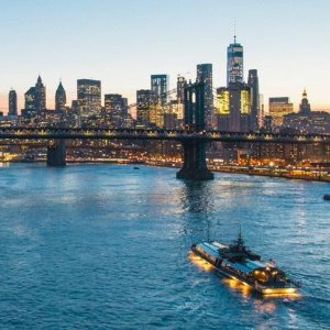 As Low as $108Ending Soon: Dinner Cruise From Bateaux New York