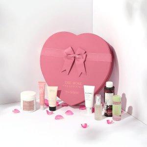 仅售¥500Lookfantastic 情人节限量版美妆礼盒,价值£153