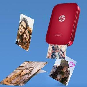 $199 随手晒出好照片HP Sprocket 便携式手机照片打印机