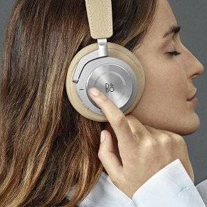$349.99 (原价$499.99)Bang & Olufsen BeoPlay H9i 无线降噪耳机