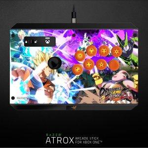 $89.99 (原价$199.99)Razer Atrox 龙珠斗士Z 限定版 XBOX ONE 格斗游戏机摇杆