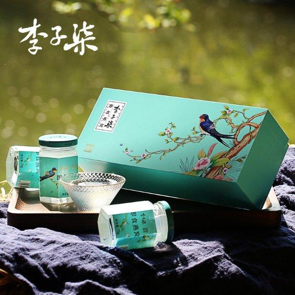 李子柒 非浓缩冰糖燕窝礼盒75g*8瓶