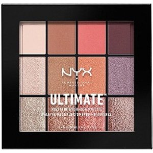 NYXBuy2Get1Ultimate Multi-Finish Shadow Palette | Ulta Beauty
