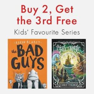 低至5.5折+买二送一indigo 孩子最爱的故事书热卖 趣味冒险故事培养孩子阅读兴趣