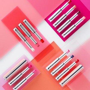 新品也有88折 £24收粉管润唇膏上新:Givenchy情人节浪漫上新 神仙礼物多色润唇膏秒断货