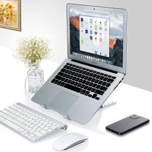 低至7.2折 €11.39起笔记本电脑支架专场热卖 不做低头族 在家学习办公必备