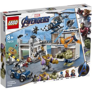 Lego折扣码:IWCOMPOUND复仇者联盟基地大决战
