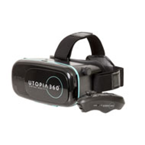 $1.97UTOPIA 360 VR Headset with Bluetooth Controller