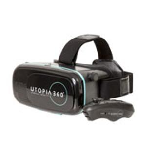 $1.97白菜价:UTOPIA 360 VR 头套+蓝牙控制器