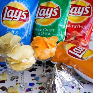 2包现仅$4.8  好价速收乐事 多力多滋Walmart 百事系列薯片玉米片好价优惠