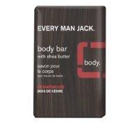 Every Man Jack 雪松木沐浴皂