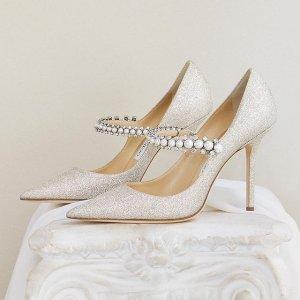 低至4折 黑色漆皮$398Jimmy Choo 绝美高跟鞋热促 穿上它去找寻白马王子吧