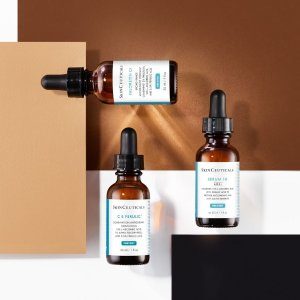 Free Serum SampleSkinCeuticals After Fill in the information