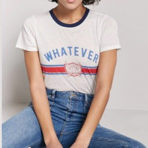 Women's Graphic Tees | Band Tees, Tour Tees & More  | Forever 21