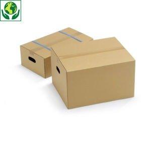 3个尺寸 承重30kg 10个起下单搬家纸箱