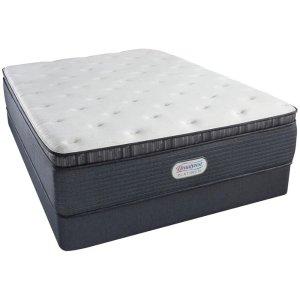 SimmonsQueenBeautyrest Platinum 15 Inch Luxury Firm Pillow Top Mattress