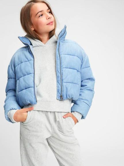 女童、大童保暖外套