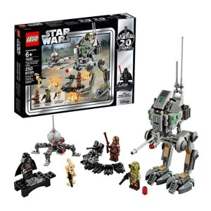 LEGO Star Wars Clone Scout Walker, 75261 Building Kit (250 Piece)
