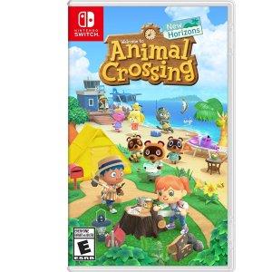 $79.96  预售开始Animal Crossing: New Horizons 《动物之森 新视界》