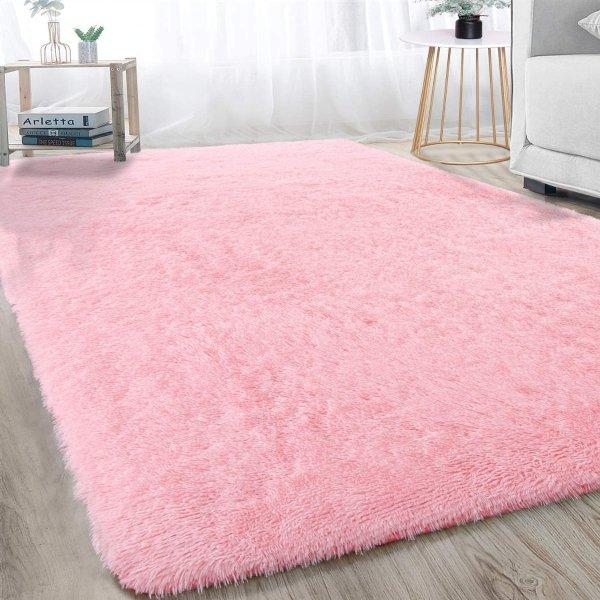 Merelax 超柔软长毛地毯 5x8
