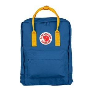 FjallravenFjallraven Kanken Classic UN Blue and Warm Yellow | My Kanken Bag