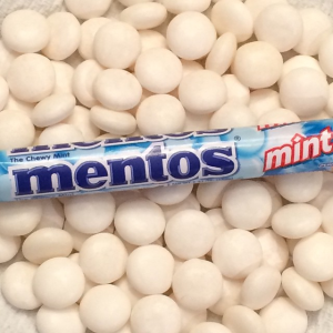 $6.74Mentos Chewy Mint Candy Roll, Mint 1.32 oz. (Pack of 15)
