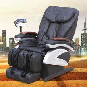 $649.99 (原价$1299.99)BestMassage 超舒适皮制电动按摩椅