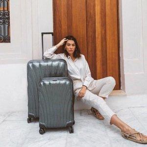 低至4折 双肩包€35 贝壳箱€262Samsonite 新秀丽箱包 收行李箱、双肩包、儿童背包