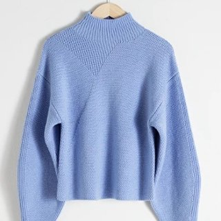 Up to 70% Off + Free Shipping& Other Stories Fall Sweaters Sale Early Access