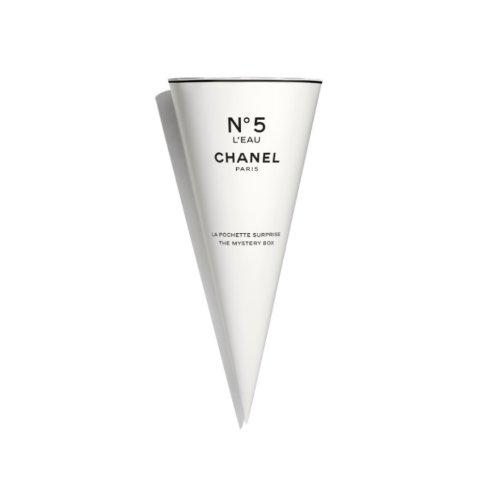 Chanel No°5 护手霜四件套(微众测)