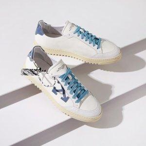定价优势+额外9折最后一天:Harvey Nichols 时尚男士专场 $121收Veja 小白鞋