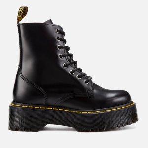 Dr. Martens满£250减£80黄线8孔马丁靴