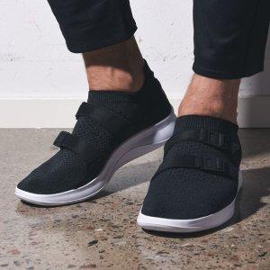 低至5折+额外8折+包邮Nike Air Sockracer Flyknit 男子休闲运动鞋促销