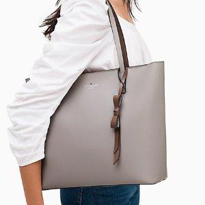 Kate Spade Lawton Way Rose Tote Bags on Sale