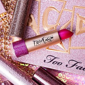 New Arrivals!Too Faced Throw Back Lipstick Cheers to 20 Years Collection @ Sephora.com