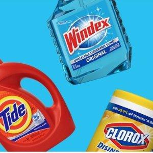 满$50立减$15 折扣复活Amazon 精选家居日用消耗品、清洁工具热卖