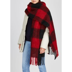 Woolrich羊绒围巾