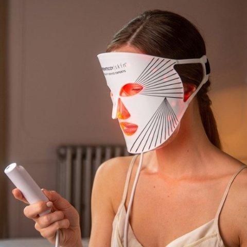 7.2折 坚持3周换皮Currentbody Skin LED 光疗面膜仪 在家也能养出水光肌
