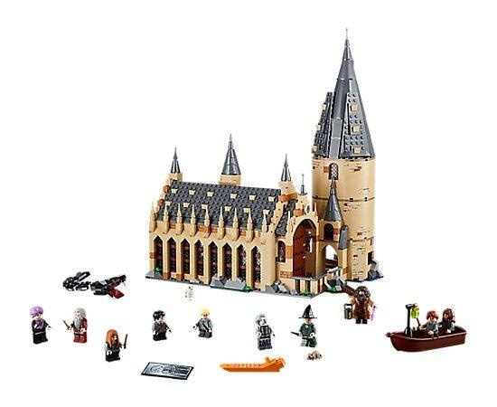 哈利波特 Hogwarts™ 城楼 - 75954