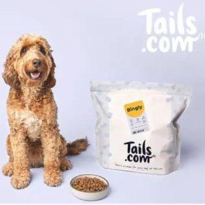 1个月仅€1 四舍五入=白送Tail's 高级营养狗粮新用户折扣 粉丝亲测超贴心专属定制