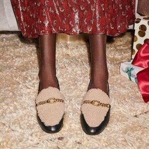 低至3折 封面粉色$87补货Coach 折扣潮鞋热卖 Citysole运动鞋$87 芭蕾鞋$52