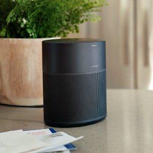 $249.99(原价$329.99) 7.6折黑五价:Bose Home Speaker 300 音响 支持语音助手