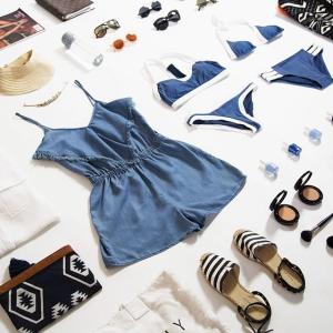 低至1.2折 一律$14.99Amazon 精选女士泳装 清凉一夏