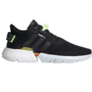$49.96(原价$99.95)adidas POD-S3.1 运动鞋促销 双色可选