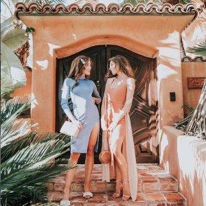 7折+免邮 美裙低至£10.5Forever 21 连衣裙火热促销中 超多款式和尺码等你选择