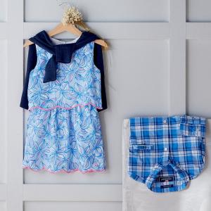 Vineyard Vines 儿童服饰优惠 海洋休闲风范尽显