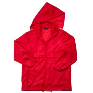 TotesPackable Anorak 雨衣