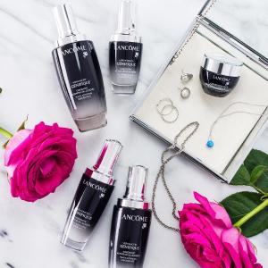 8.5折最后一天:Lancôme 美妆护肤品促销 收小黑瓶套装、粉水