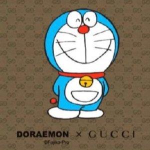 你的小叮当来啦Gucci X Doraemon哆啦A梦联名系列正式发售